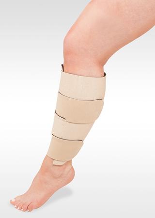 Juzo Wrap Below Knee Self Care Therapy